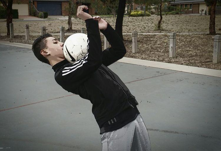 My Hobby I love football