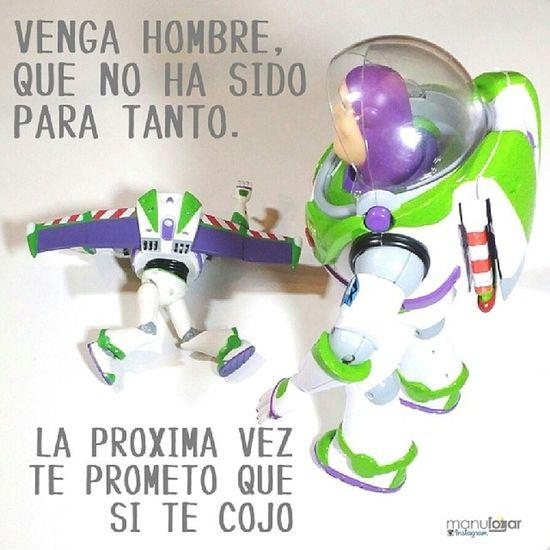 Como son las cosas. Manulogar @manulogar Design Graphicsarts Graphic quote toy juguete toystory instatoy funny divertido pixar dad beautiful fly