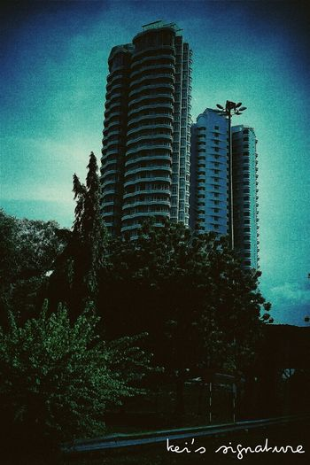 Vscocam Photo Editing Buildings & Sky Vscocamforandroid