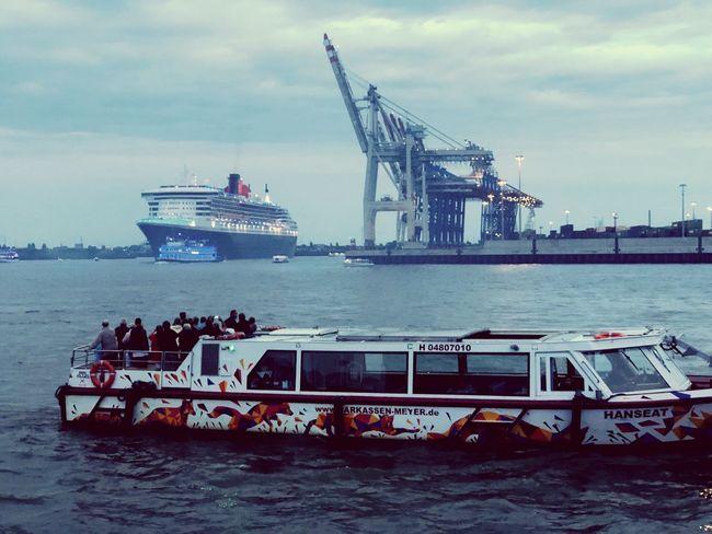 Transportation Nautical Vessel Water Mode Of Transportation Ship Sea Sky