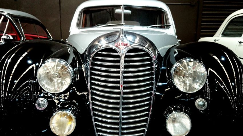 Classic, cars, vintage , museum, Transportation Retro Styled Headlight Car Old-fashioned No People