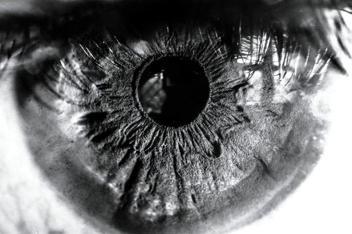 Macro Beauty Humaneye Macro Macro_collection Canonphotography Canon Raynox Dcr 250 EyeEm Best Shots Eyes Blavk And White Blackandwhite