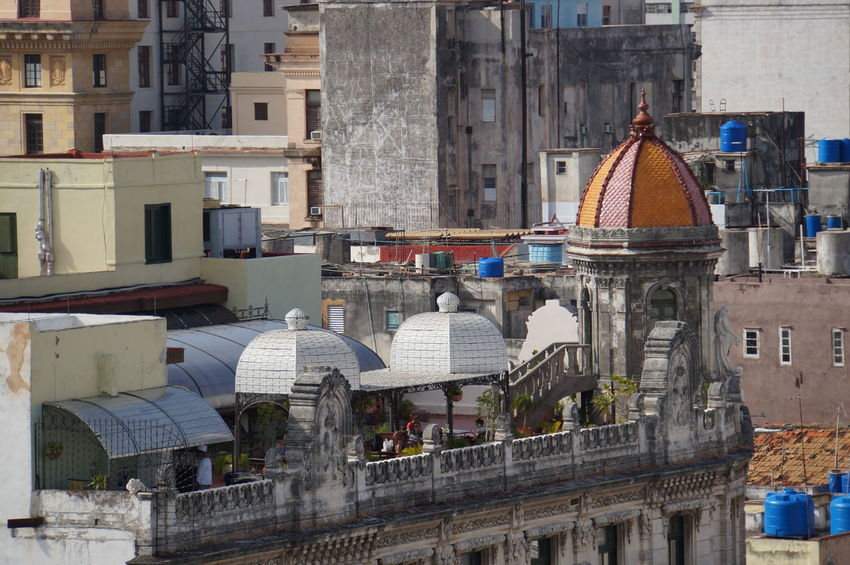 Architecture Architecture Architecturelovers Building Exterior Built Structure City Cuba Cuba Collection Cuban EyeEm Gallery Havana Outdoors Roofs Rooftop Rooftops Street Streetphotography Travel Destinations Been There.