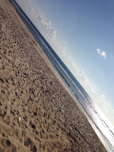Nature Africa Landscape Tanzania Outdoors Oceanside Summer Sand Blue Sky Beach Shore No People Tranquility Water
