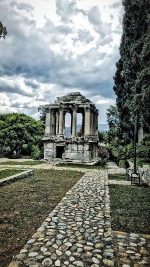 Cloud - Sky History Built Structure Architecture Ancient Civilization Outdoors Travel Art
