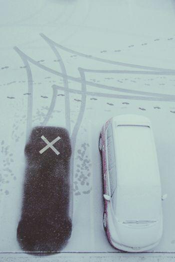 Lines Cross Snow Snowpiercer Car Snowtrack Tracks Tracks In The Snow