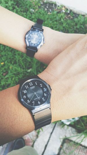 Time is inevitable Watch time