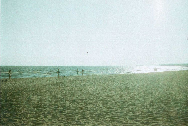 35mm 35mm Film Beach Beauty In Nature Film Film Photography Horizon Over Water Idyllic Lifestyles Nature Outdoors Scenics Sea Seascape Summer Summer Views Summertime Sunny Day The Essence Of Summer The Great Outdoors - 2016 EyeEm Awards Tourism Water People And Places Summer Exploratorium Visual Creativity