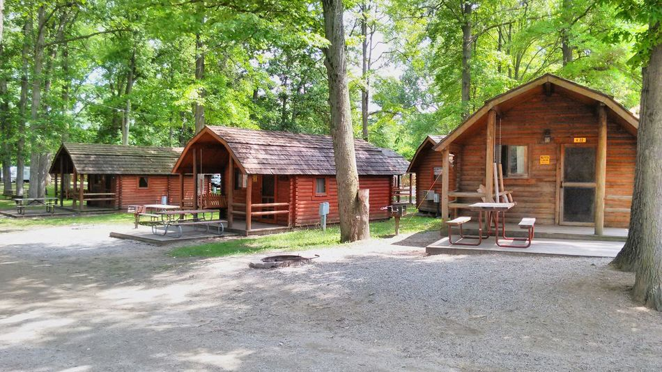 Camping Campground Cabins