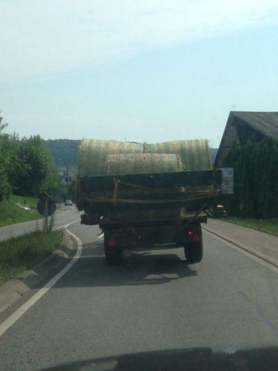 Wege Und Strassen In The Car Landwirtschaft Elztal-dallau