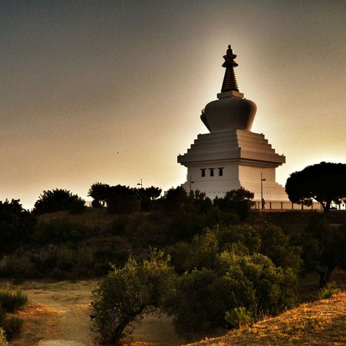 Templo budista de Benalmádena!!! Enfocae EyeEm Best Shots EyeEm Best Edits EyeEm Best Shots - Night Photography