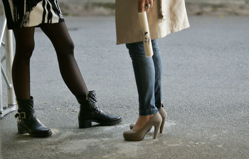 Legs The Minimals (less Edit Juxt Photography) Today's Hot Look Shoes