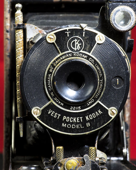 Kodak Vest