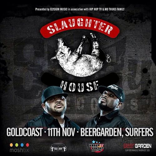 @elysium_music presents to you @slaughterhouse ! 😱 @joellortiz & @kxngcrooked hit the Gold Coast on November 11th ! 💯 @_ursa.major_ myself & @princeofthetrash will also be onstage as support act so get your tickets ASAP 👌 DM me for more info 😌 Slaughterhouse Joellortiz Kxngcrooked CrookedI Ursamajor Tobitheprince Nikkarachi Omegascorpii Poseidon Godline 3god GoldCoast Elysium BadMood Beergarden  Rap Music TurnUp Lit