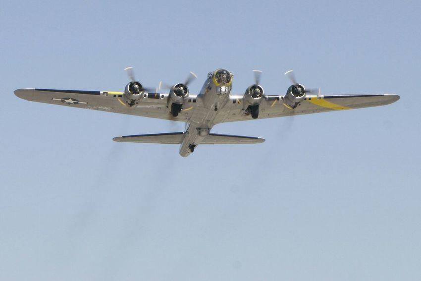 B-17G Flying Fortress B17 Flyingfortress Ww2 Warbirds Warplane
