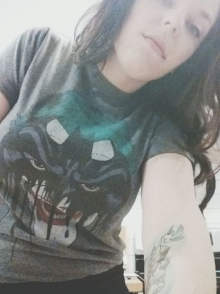 New favorite Tshirt..to add to all my other favorite tshirts *sigh*. The Joker Batman