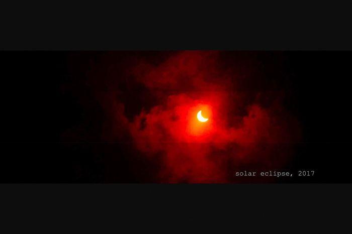 Solar Eclipse Solar Eclipse 2017 Sun Sunlight