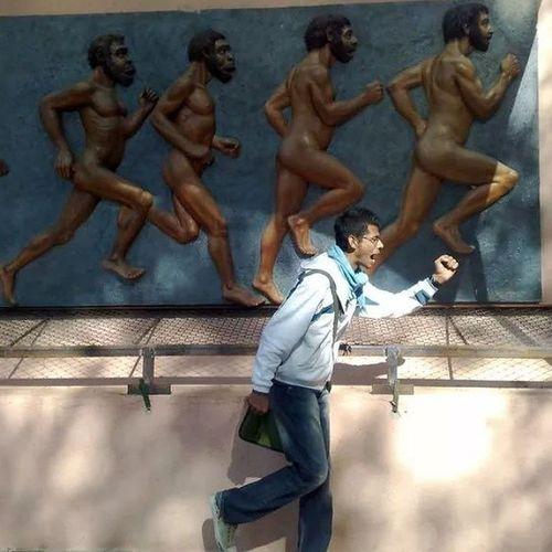 ApeMan Coalman Run Ape ahmedabad indrodapark bhagmilkhabhag instarun instalike instagramers instaworld instaclick instagood igers gandhinagar friend fun funny