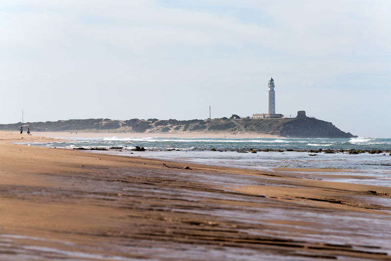 A day at the beach. Atlantic Ocean Atlantik Atlantischer Ozean Leuchtturm SPAIN Spanien Strand Zahorra Beach Beauty In Nature Built Structure Day Lighthouse Nature No People Ocean Outdoors Scenics Sea Tranquility Travel Destinations Water