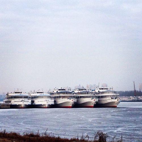 Ship Winter Tushino ⚓️?