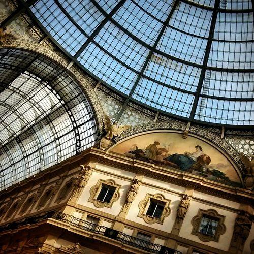 <3 Urbanexploration Seeking Inspiration Around Town From My Point Of View Milano Quiet Moments Autumn Galleria Vittorio Emanuele