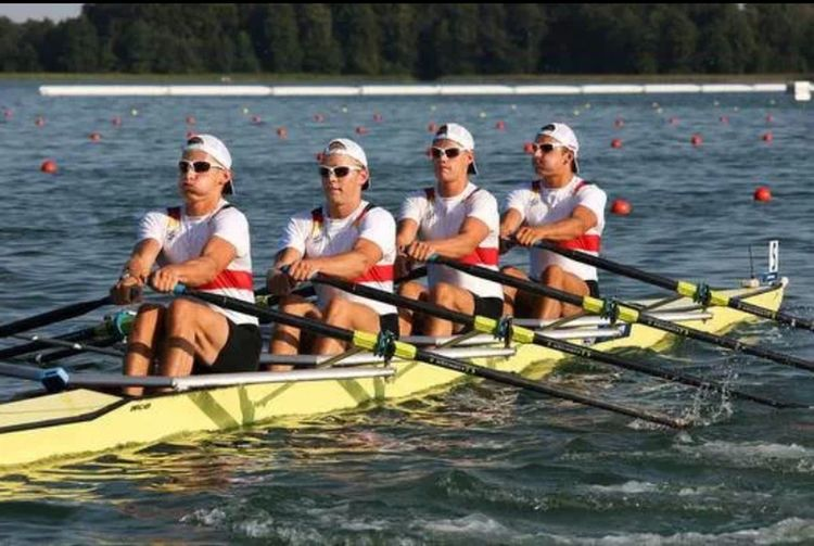 Rudern Rowing National Team World Champion