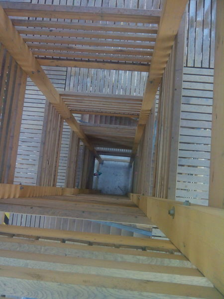 Architecture Building Building Exterior Built Structure No People Staircase Stairs Steps The Way Forward Wood - Material