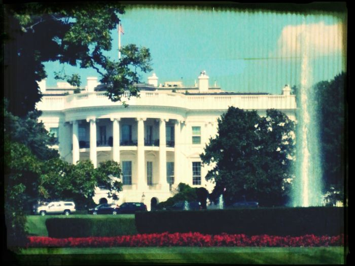 White House Archicture USA #merica #perfect