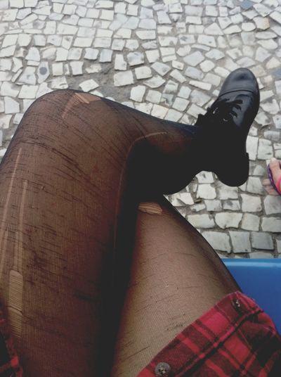 Taking Photos Hi! People Rock Pernas Leg Legs Leggings