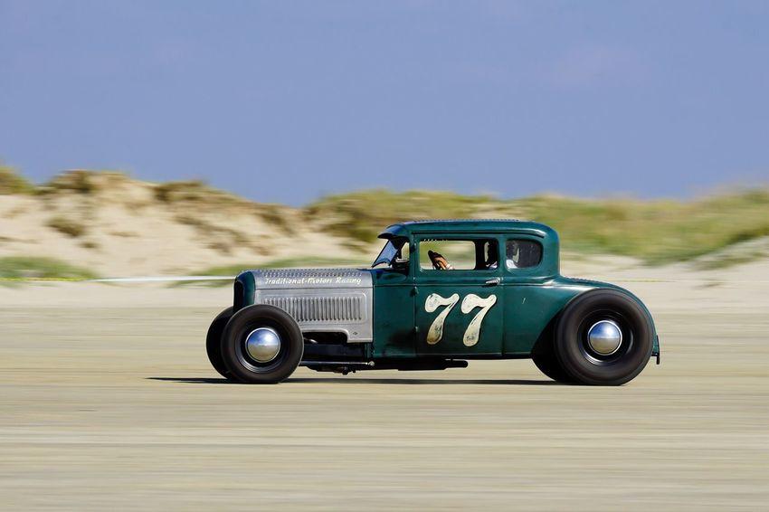 1930 Ford Coupé Rømø Motor Festival Danmark Rømø Denmark 🇩🇰 Motor Vehicle Danish Race Rømø Hot Rod Outdoors On The Beach Land Vehicle Dänemark Rømøstrand History Mitzieher