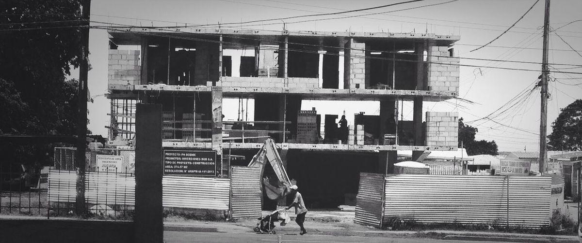 Urban structure Captured Moment Streetart Panamá