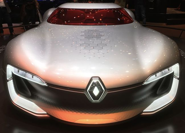 Cars Concept Car Dream Future Passion Renault Renault Trezor SALON AUTO Salon Auto Geneve Transportation Vehicle