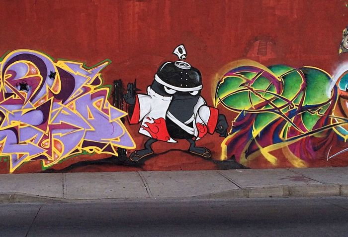 Streetart Streetgraphy