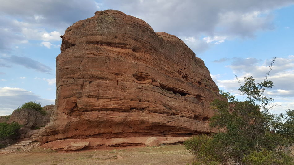 Tiermes prow stone Scenics - Nature Beauty In Nature Rock - Object Outdoors Rock Formation Physical Geography Rock Geology