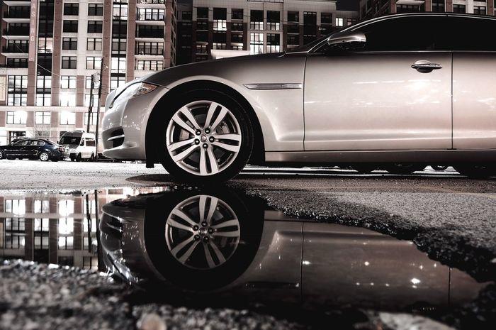 Reflections... JAGUAR Motortrend Motortrend
