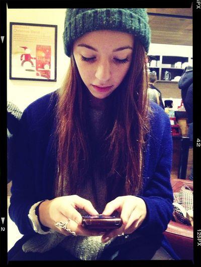 Starbucksance W/ @sarahtazagorte