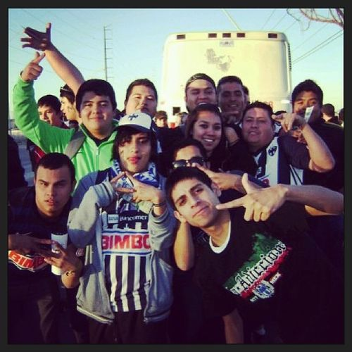 Viajeasantos Barrabrava Supporters Drunk morning torreon coahuila nadienospara siempre together