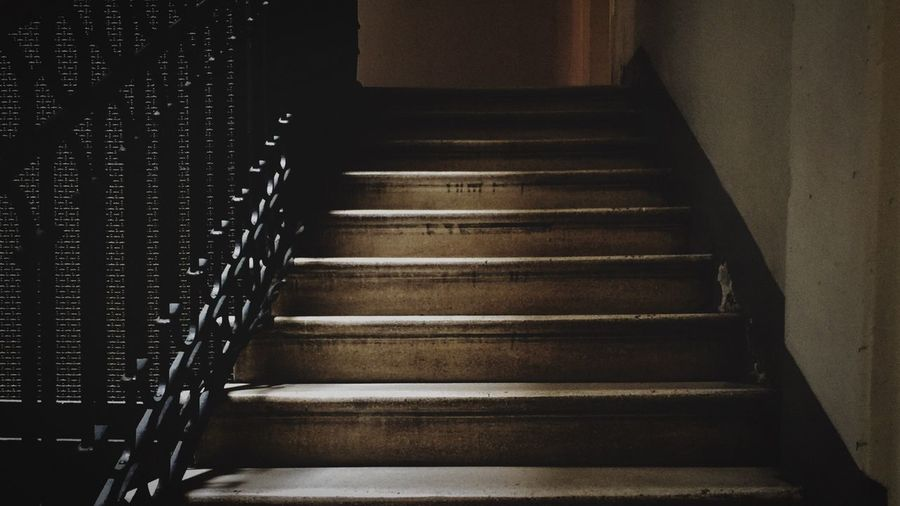 Sclera Staircase Steps Steps And Staircases Railing Stairs Hand Rail Indoors  The Way Forward Stairway No People Day