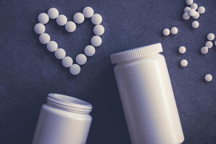 Pill heart,