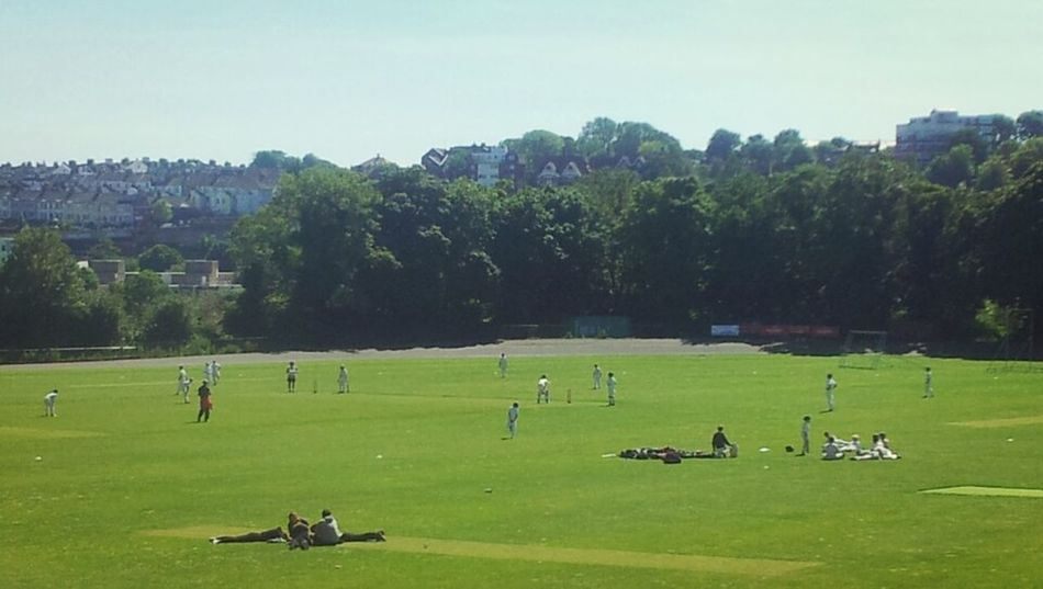 English Class English Sports English Summer Watching Cricket
