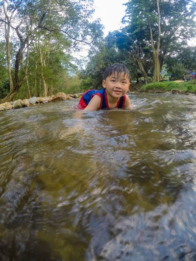 Water Childhood