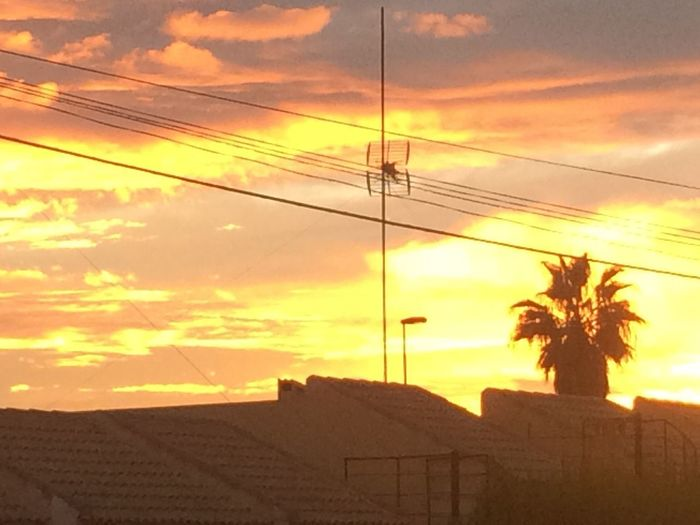 Sunset Cloud - Sky Sky