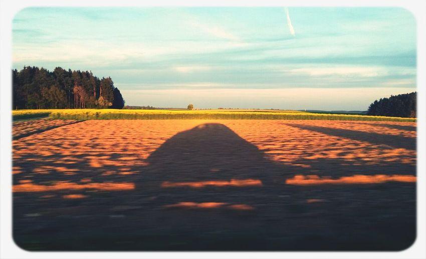 en route En Route Carphotography Shadow World Outside My Window