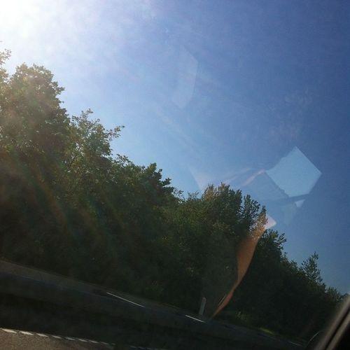 På vej hjem fra ålborg❤️😭😭😢👎👎ØV ØV ØV!!! Debedstedageimitliv !!