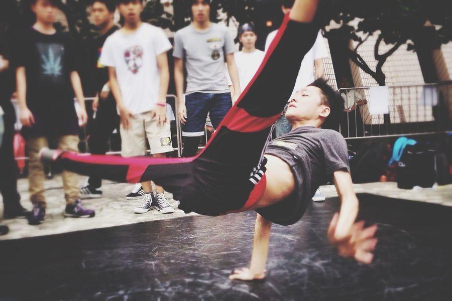 The human spirit inspires me: even MORE dancing! Filipa K Asks: What Inspires You? WeAreJuxt.com EyeEm Best Shots #hongkong #procamera #mobilephoto