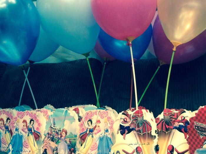 تجهيزات هدايا العيد لأطفال العائله :)
