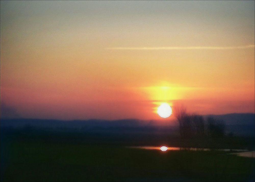 Balikesir Nature Sunset