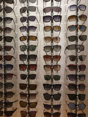 Berlin, Germany - January 2, 2018: Sunglasses in store window display Fashion Window Display Abundance Arrangement Choice Eyeglasses  For Sale In A Row Indoors  Large Group Of Objects No People Protection Repetition Retail  Shelves Sight Store Sun Glasses Sun Protection Sunglases Sunglasess Sunglasses Sunglasses :) Sunglasses ✌👌 Sunglasses👓