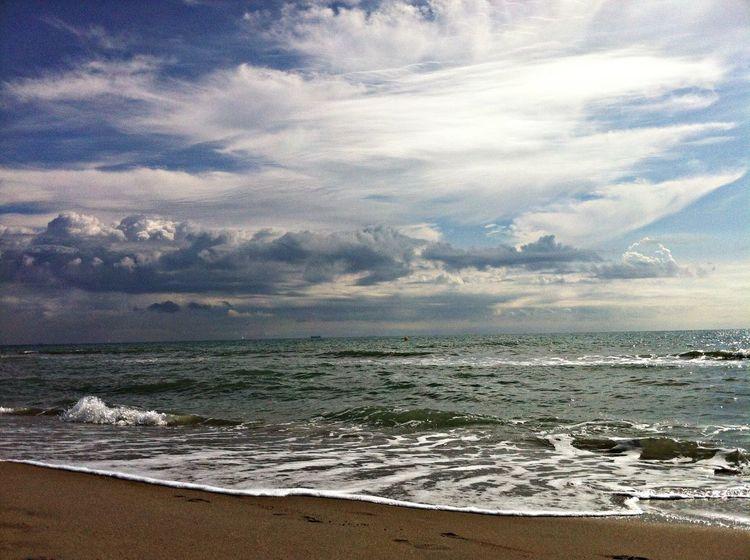 Relaxing Sea Cloudporn
