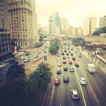 Urban Geometry SAMPAcity Roads Viaduto Do Cha